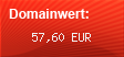 Domainbewertung - Domain www.diwobi-preisvergleich.de bei domainwert1.de